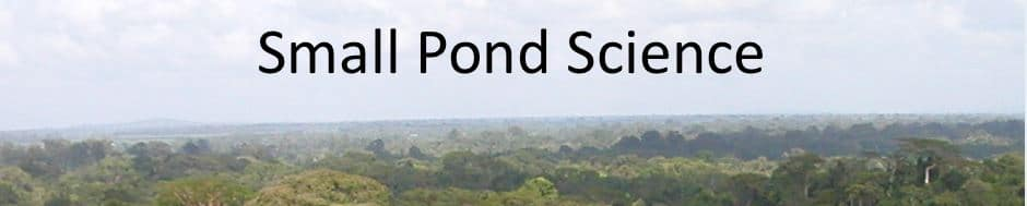 small pond science
