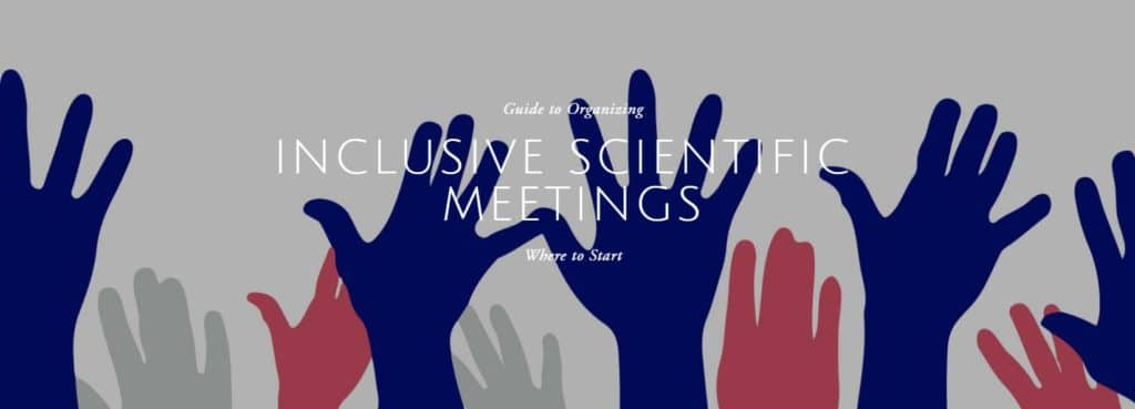 guide to inclusive scientific meetings